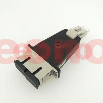 SC Female to LC Male Duplex Adapter