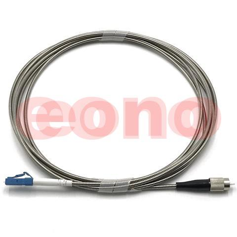 Single Armored Simplex Patchcord